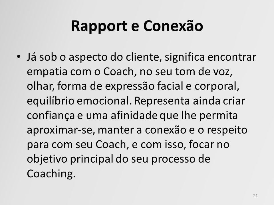 Rapport e Conexão