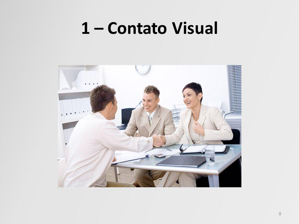 1 – Contato Visual