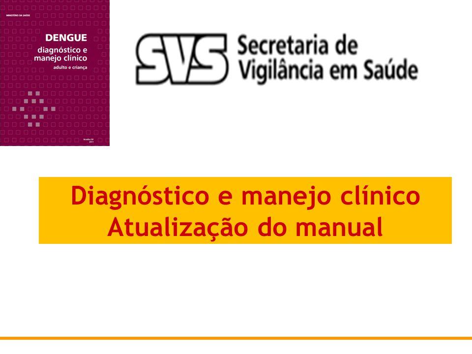 Diagnóstico e manejo clínico