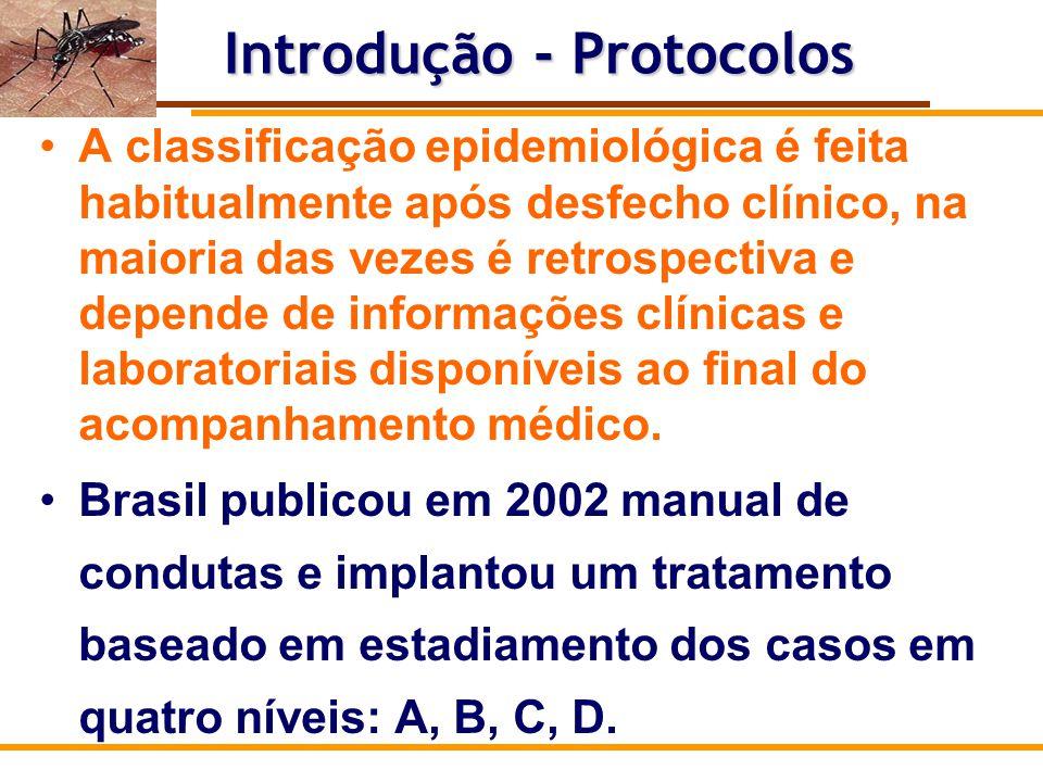 Introdução - Protocolos