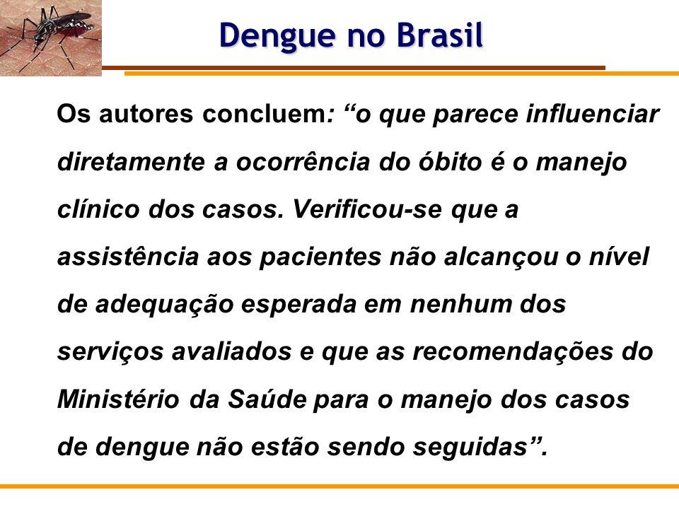 Dengue no Brasil