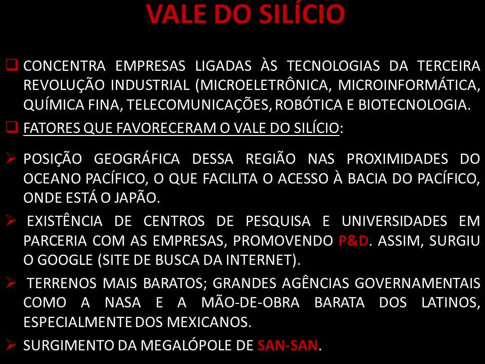 VALE DO SILÍCIO