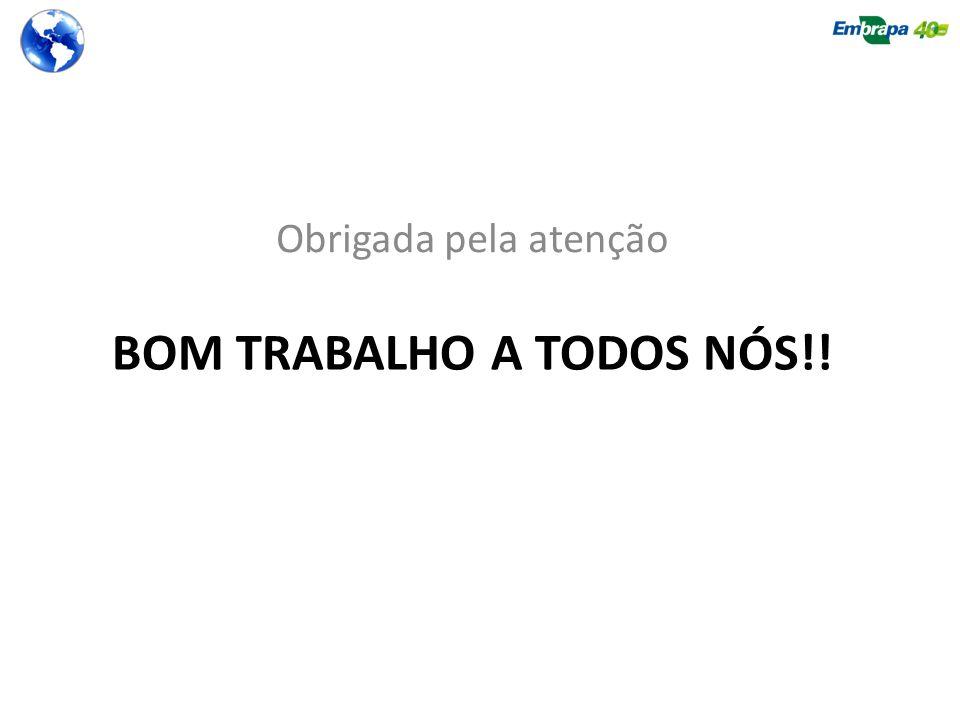 BOM TRABALHO A TODOS NÓS!!