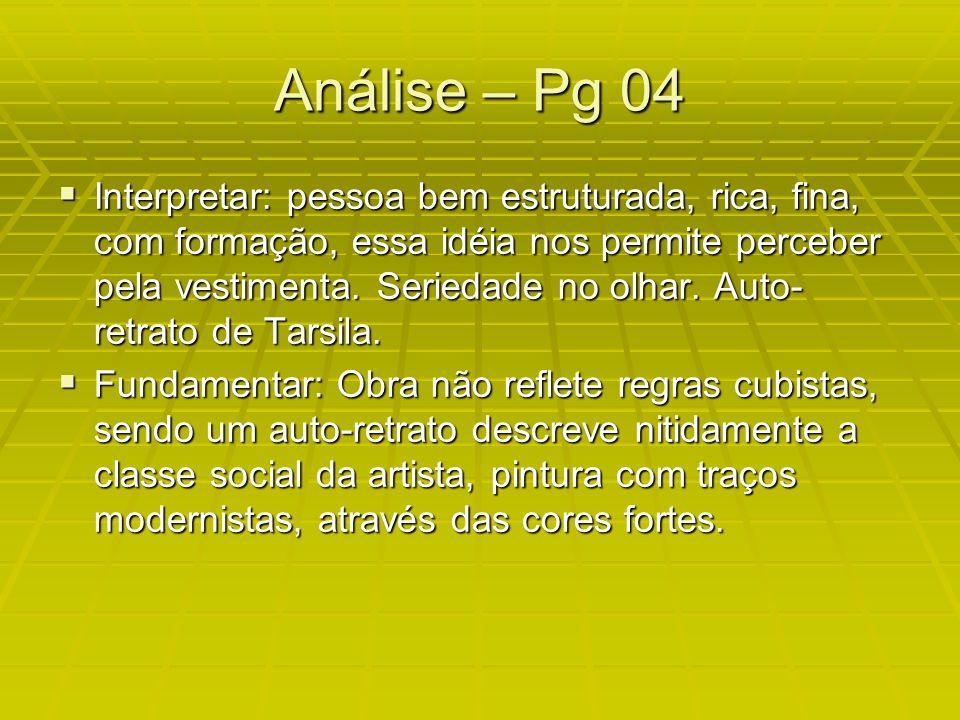 Análise – Pg 04