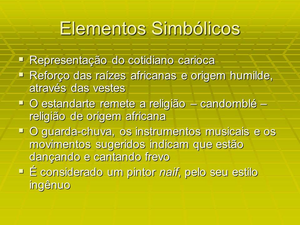 Elementos Simbólicos Representação do cotidiano carioca