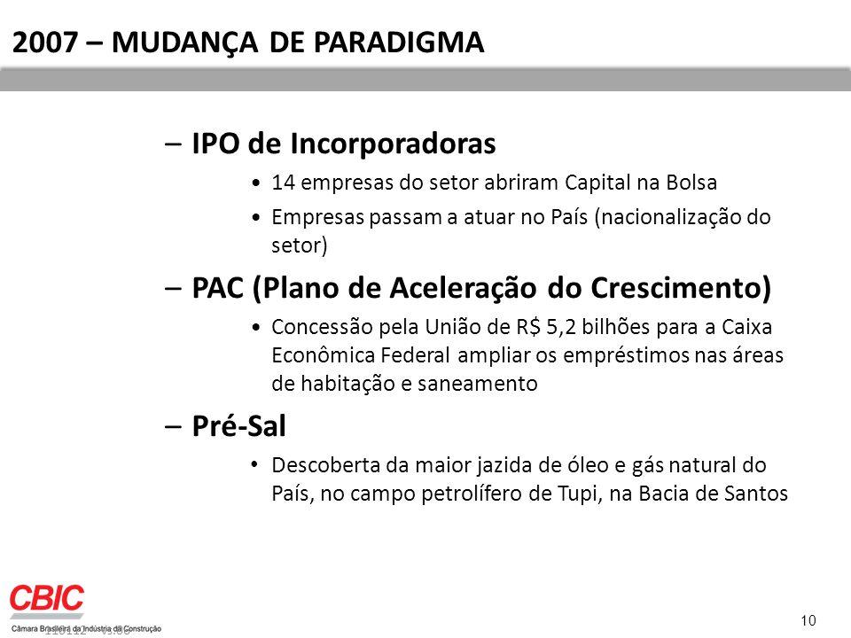 PAC (Plano de Aceleração do Crescimento)