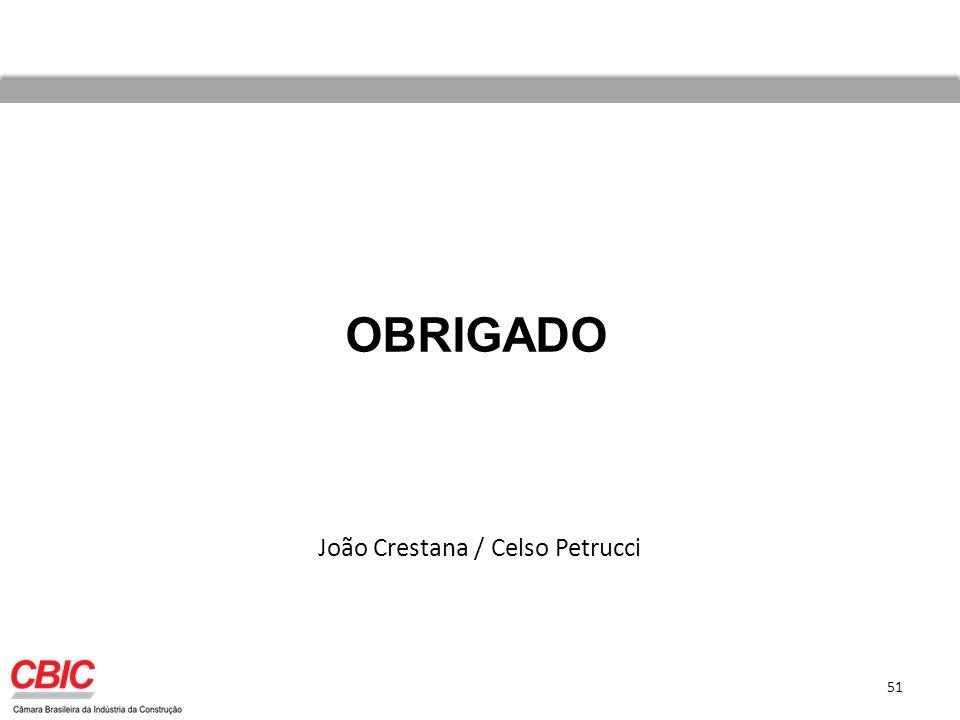 João Crestana / Celso Petrucci