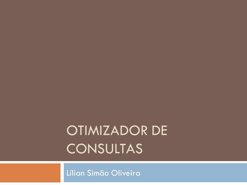 Otimizador de consultas