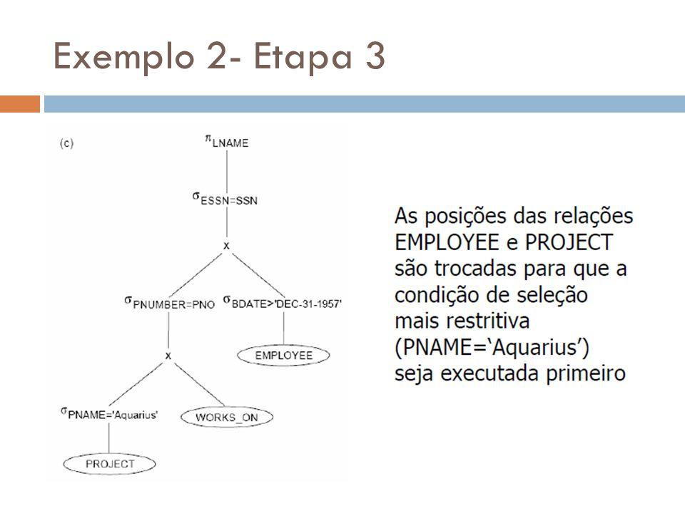 Exemplo 2- Etapa 3