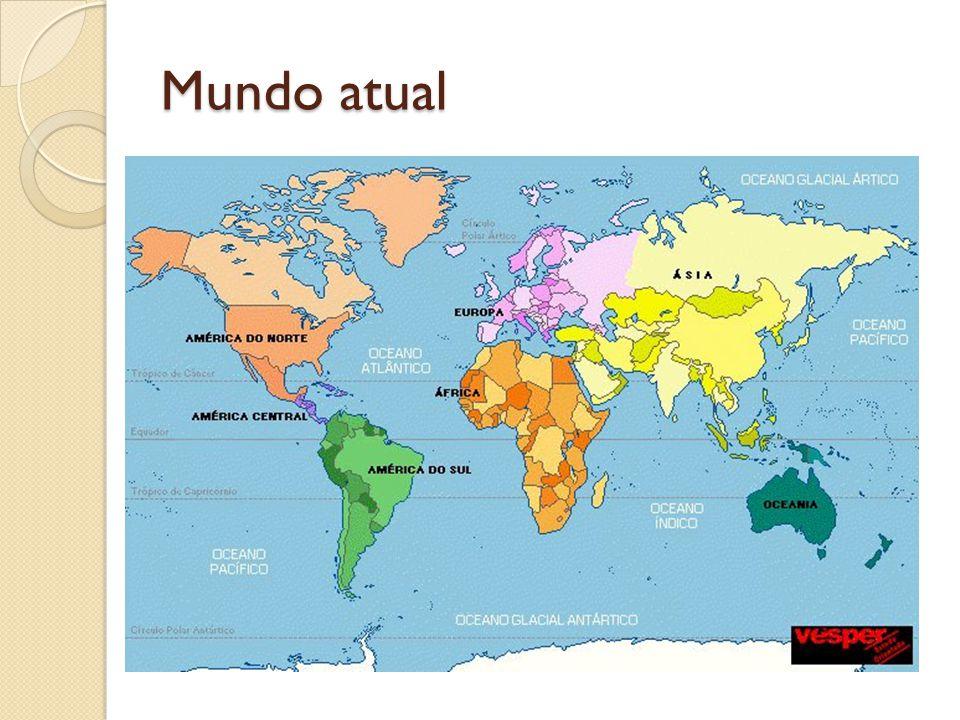 Mundo atual