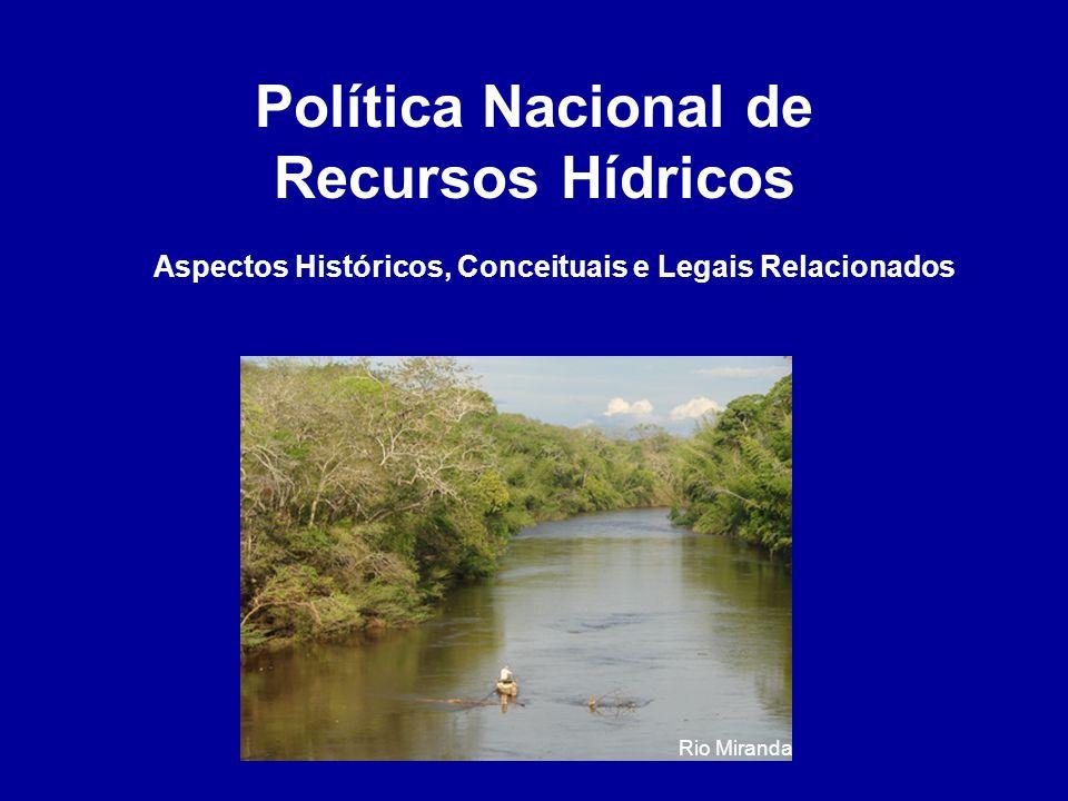Aspectos Históricos, Conceituais e Legais Relacionados