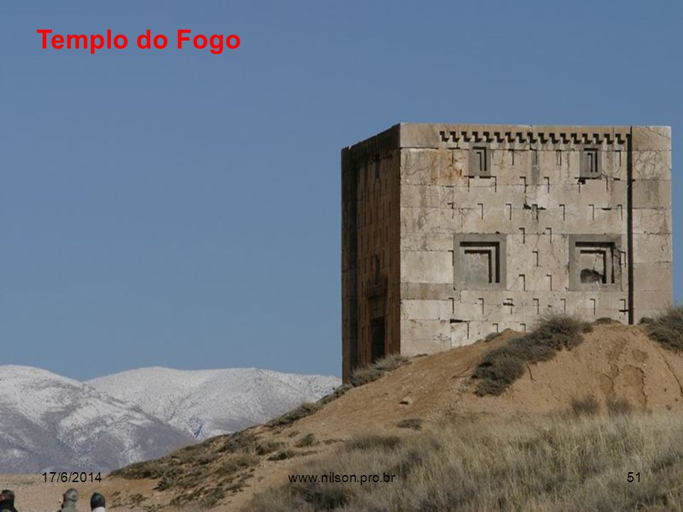 Templo do Fogo 02/04/2017 www.nilson.pro.br