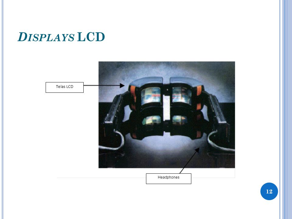 Displays LCD Telas LCD Headphones