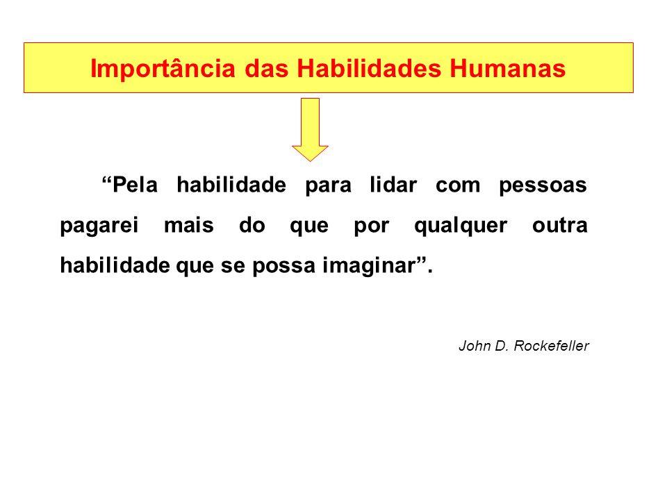 Importância das Habilidades Humanas