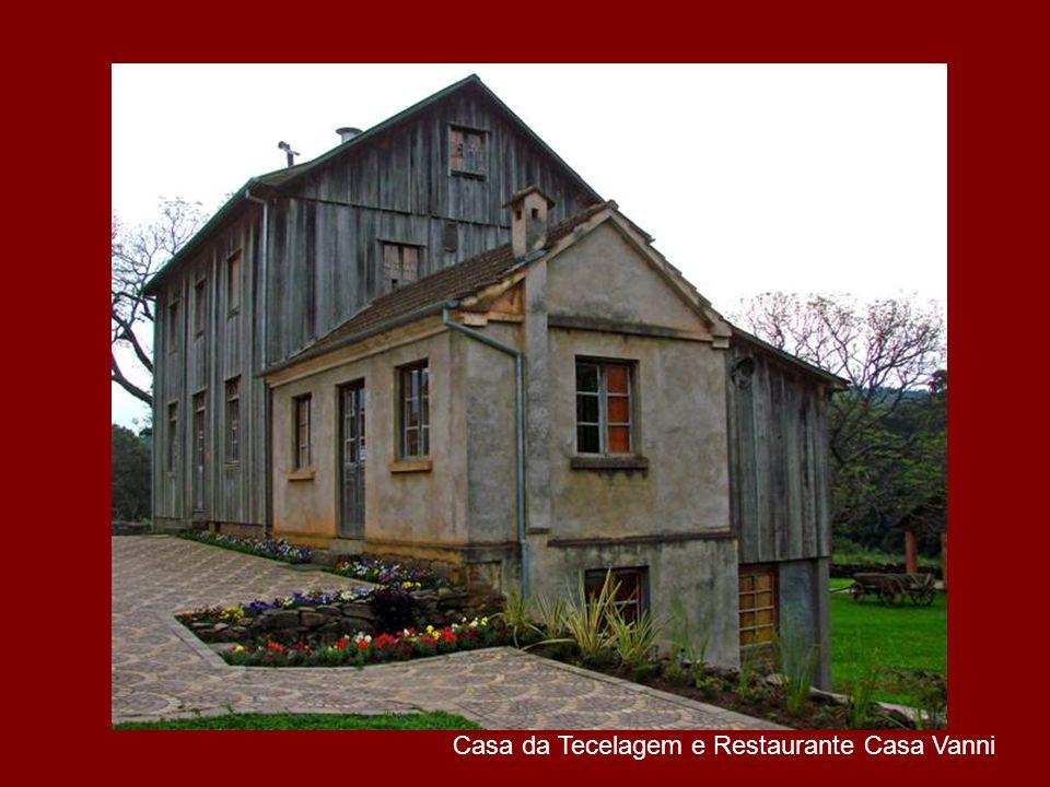 Casa da Tecelagem e Restaurante Casa Vanni
