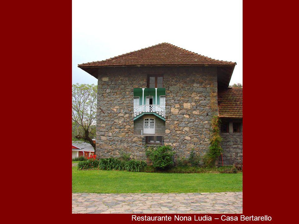 Restaurante Nona Ludia – Casa Bertarello