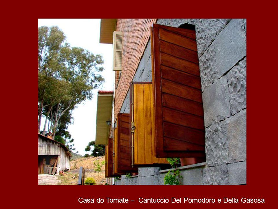 Casa do Tomate – Cantuccio Del Pomodoro e Della Gasosa