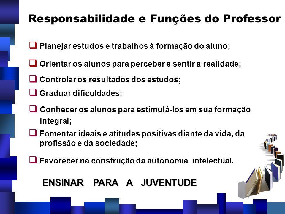 Responsabilidade e Funções do Professor