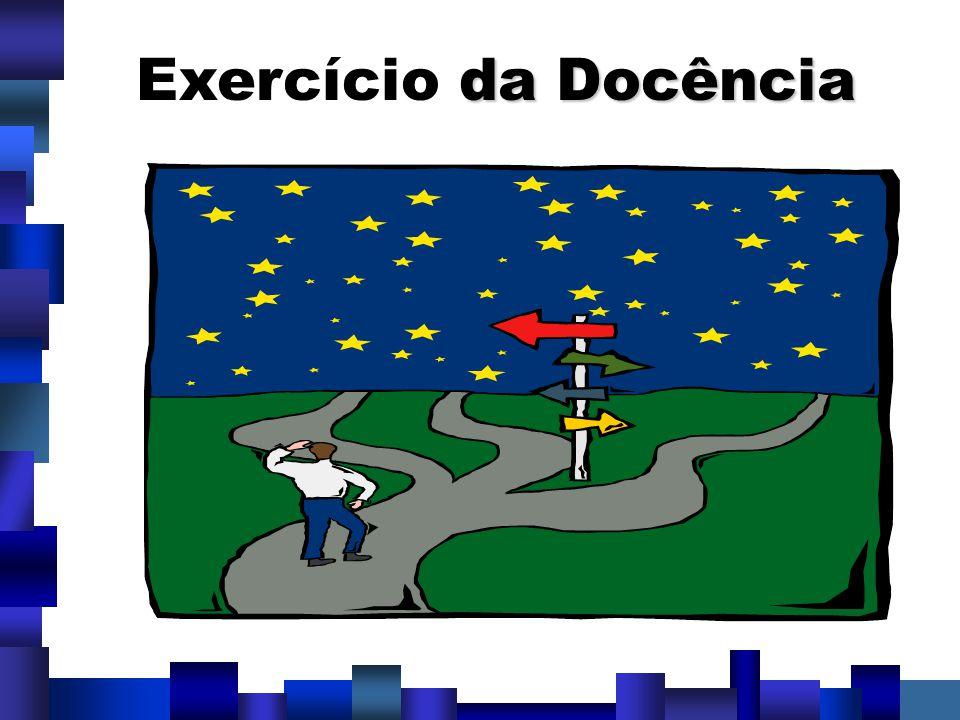 Exercício da Docência