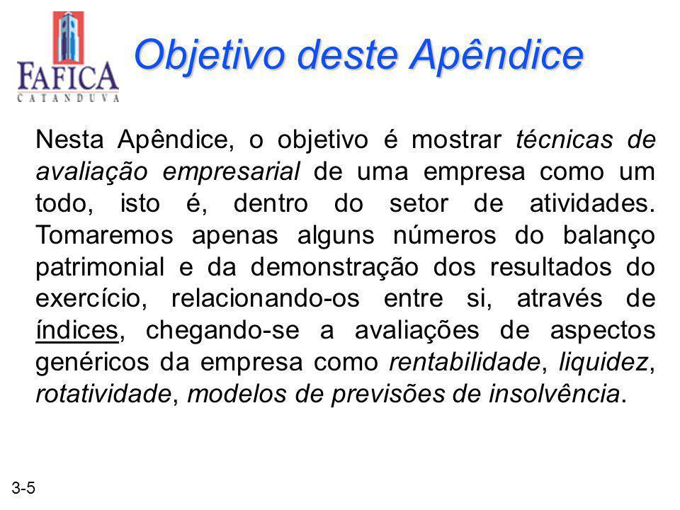Objetivo deste Apêndice