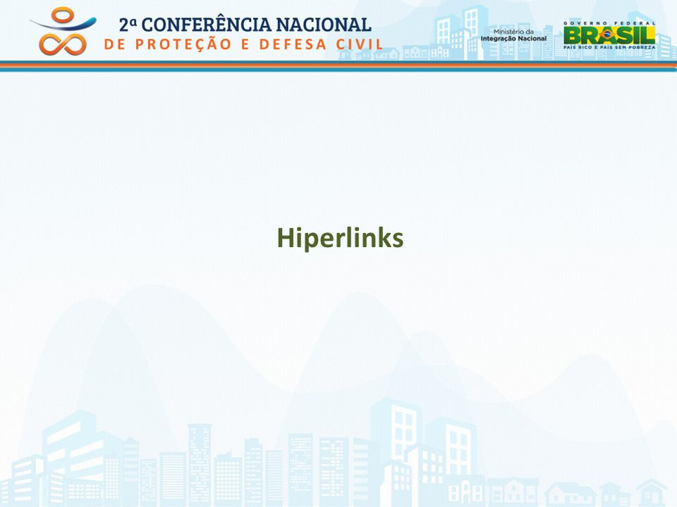 Hiperlinks