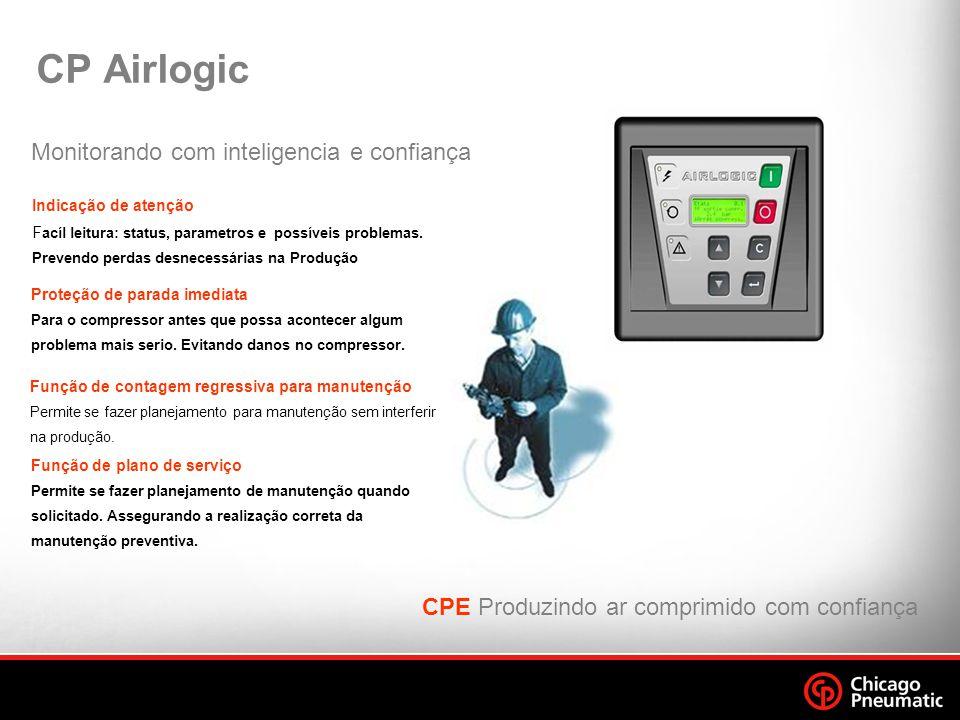CP Airlogic Monitorando com inteligencia e confiança