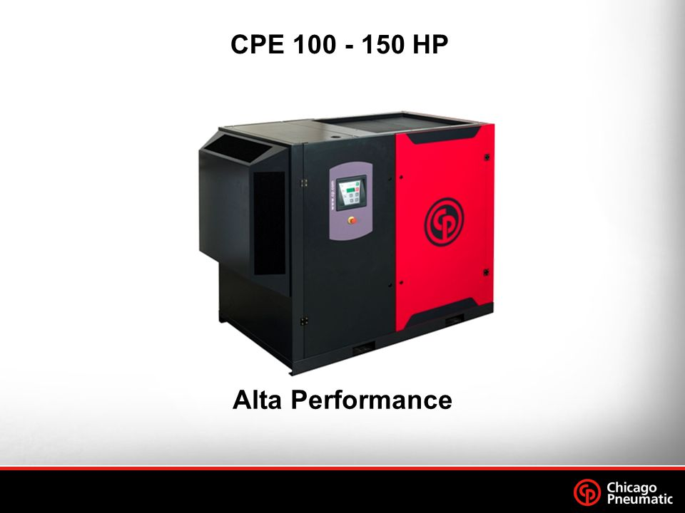 CPE 100 - 150 HP Alta Performance
