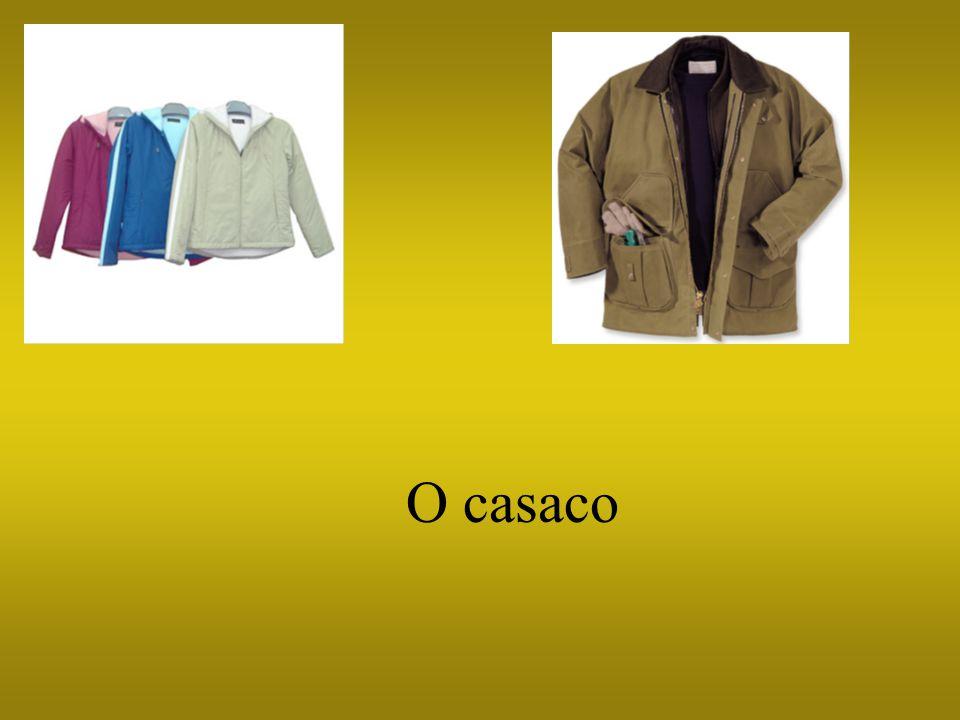 O casaco