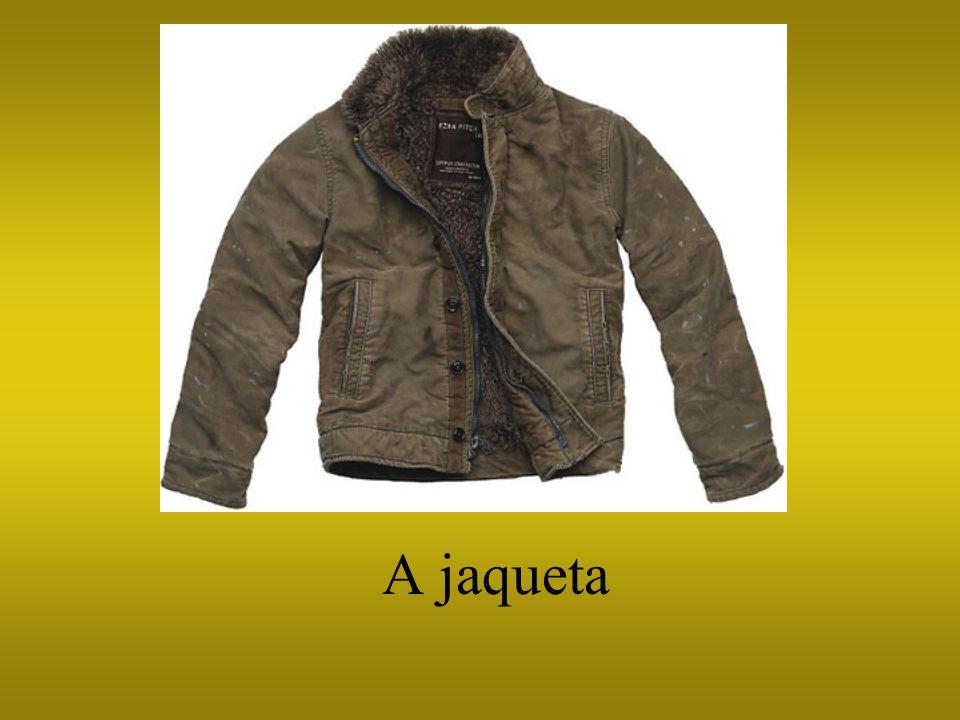 A jaqueta