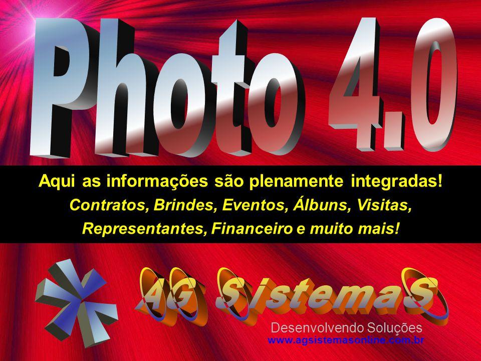 Photo 4.0 Aqui as informações são plenamente integradas!
