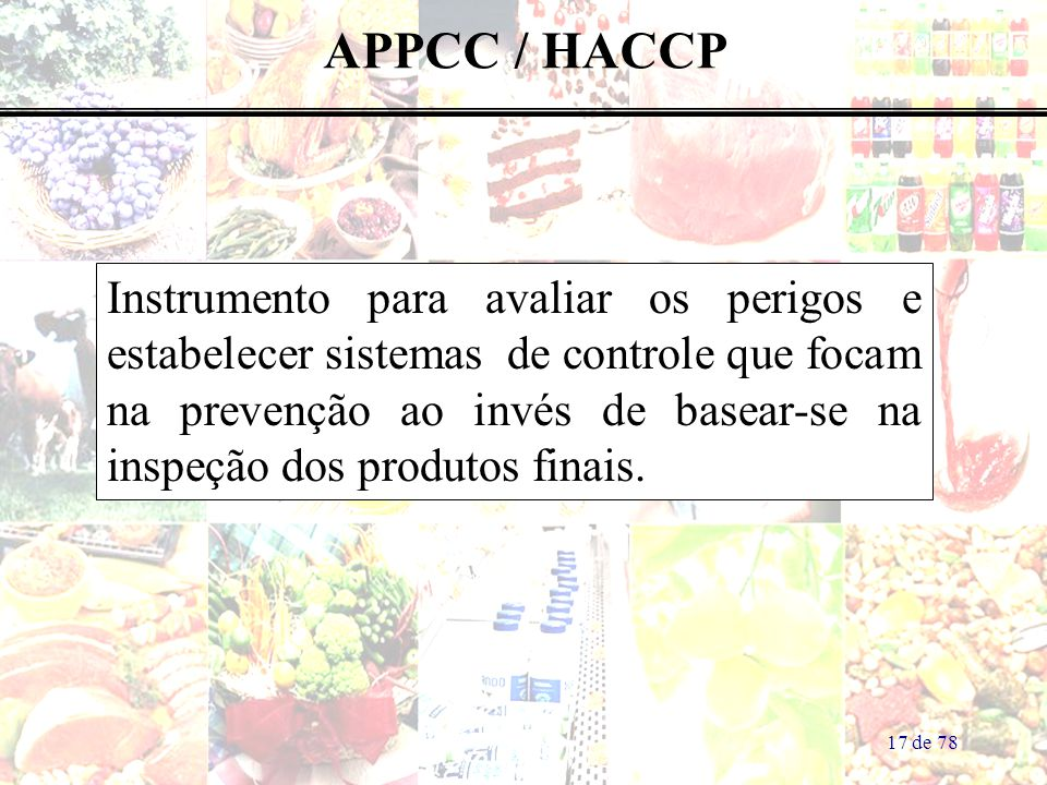APPCC / HACCP