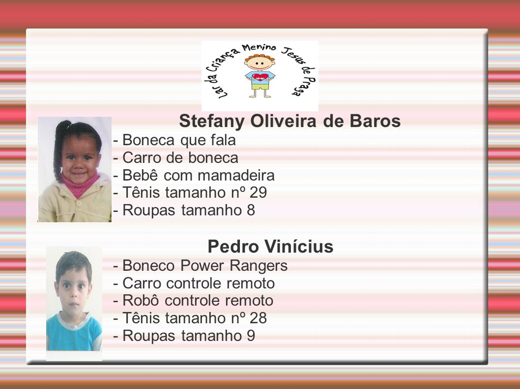 Stefany Oliveira de Baros