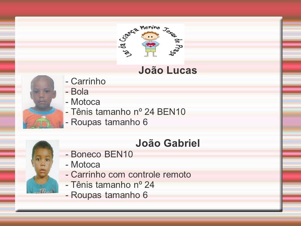 João Lucas João Gabriel