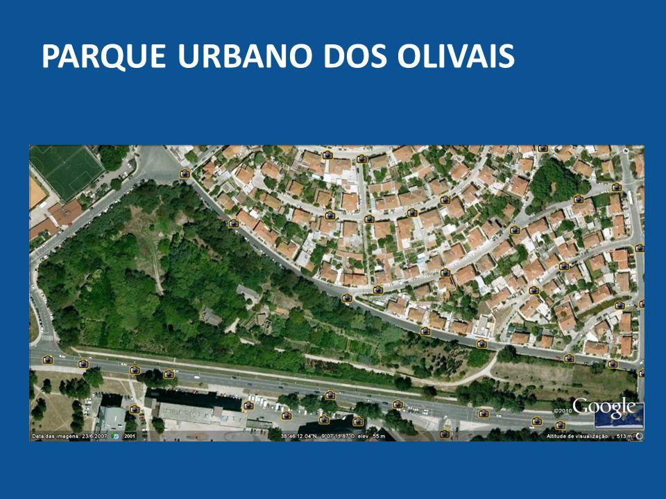 Parque Urbano dos olivais