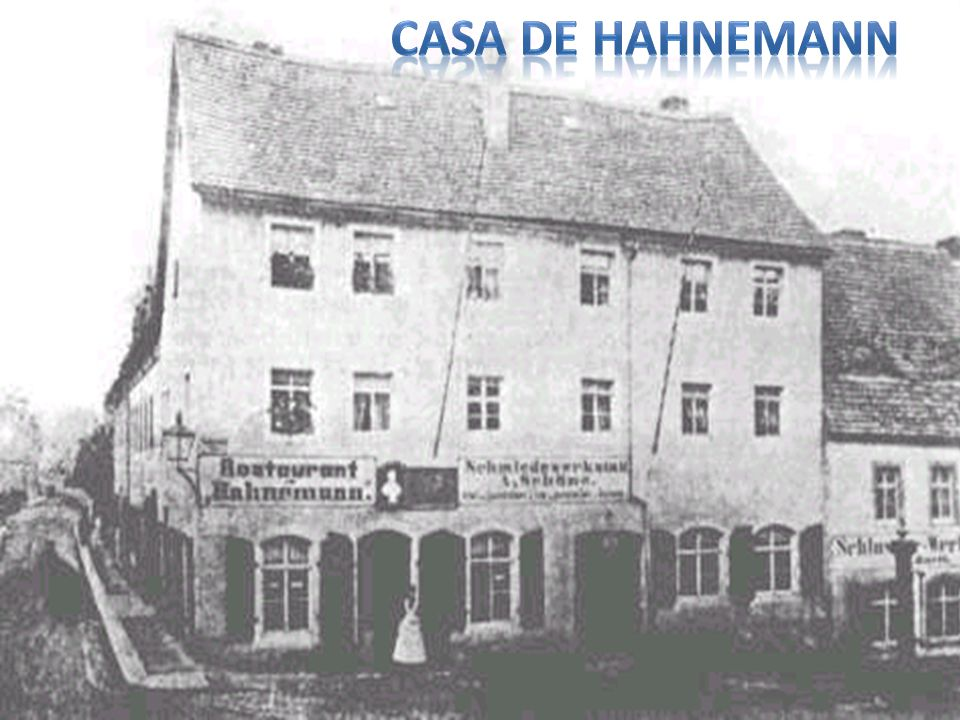 Casa de Hahnemann