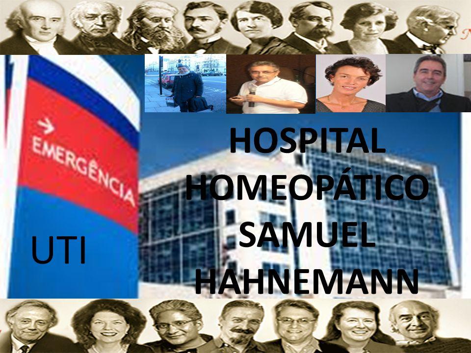 HOSPITAL HOMEOPÁTICO SAMUEL HAHNEMANN UTI