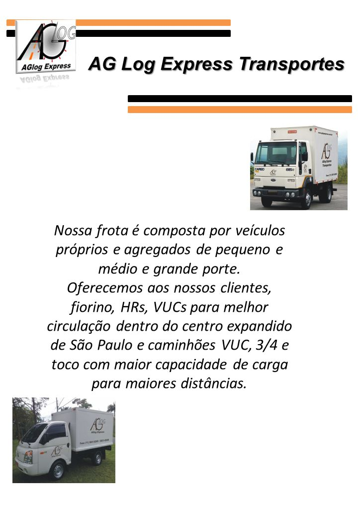 AG Log Express Transportes