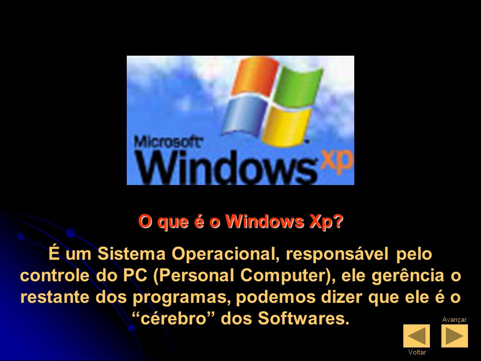 O que é o Windows Xp