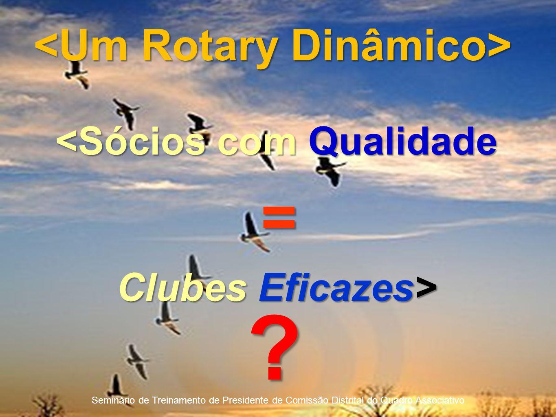 <Um Rotary Dinâmico>