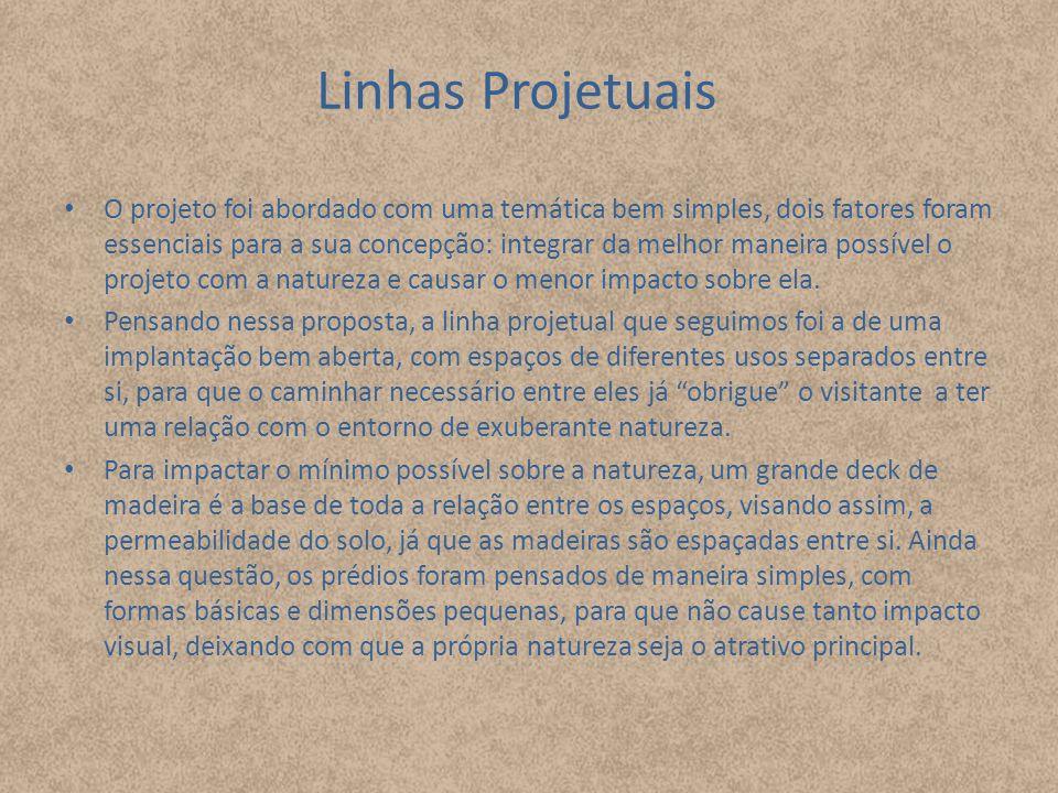 Linhas Projetuais