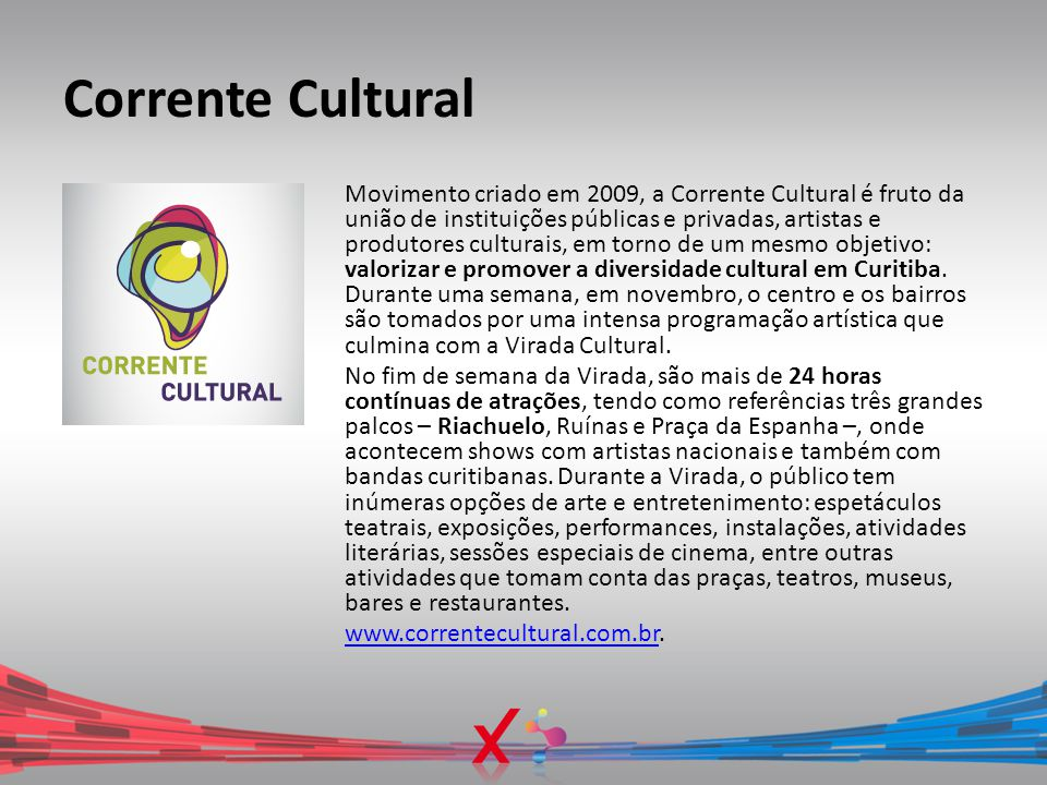 Corrente Cultural