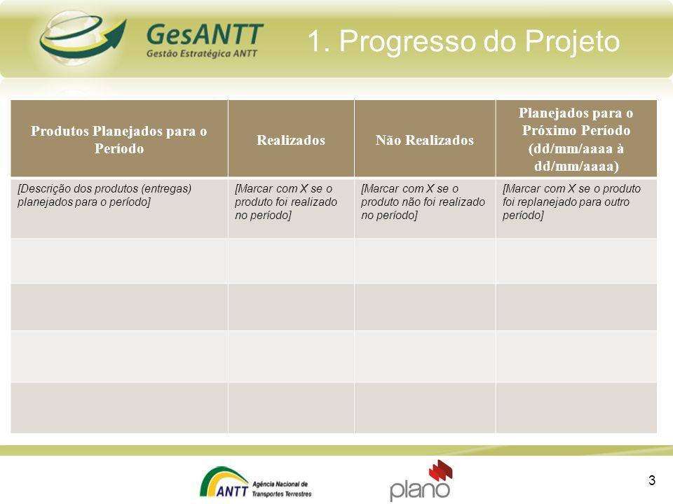 Produtos Planejados para o Período (dd/mm/aaaa à dd/mm/aaaa)