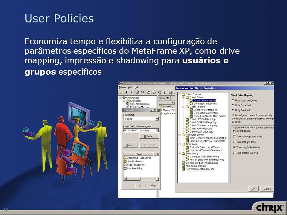 User Policies