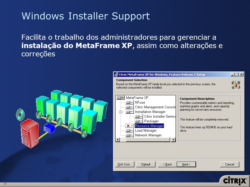 Windows Installer Support