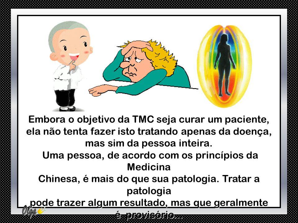 Embora o objetivo da TMC seja curar um paciente,
