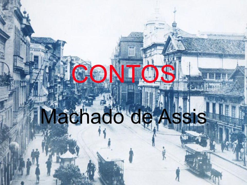 CONTOS Machado de Assis