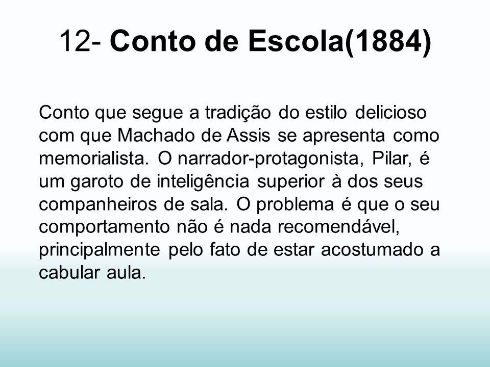 12- Conto de Escola(1884)