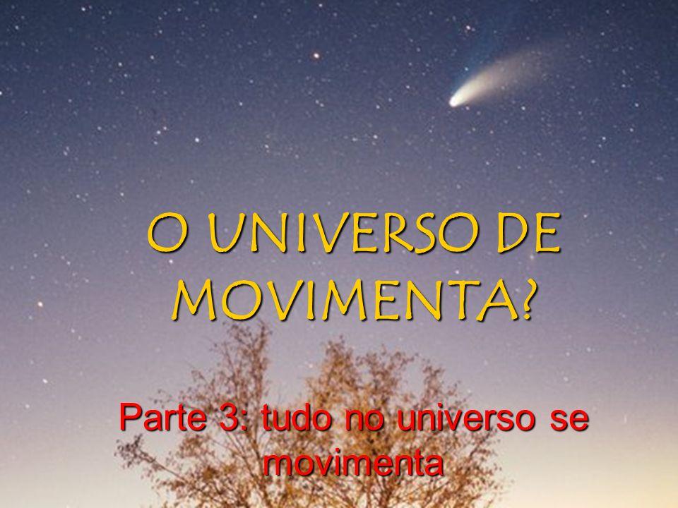O UNIVERSO DE MOVIMENTA