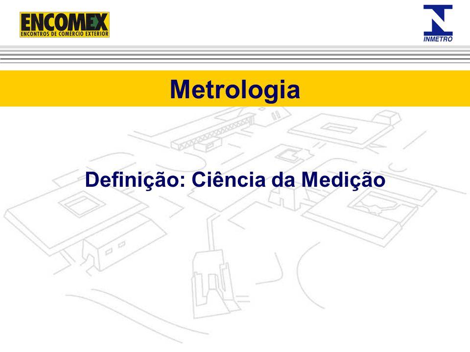 Definição: Ciência da Medição