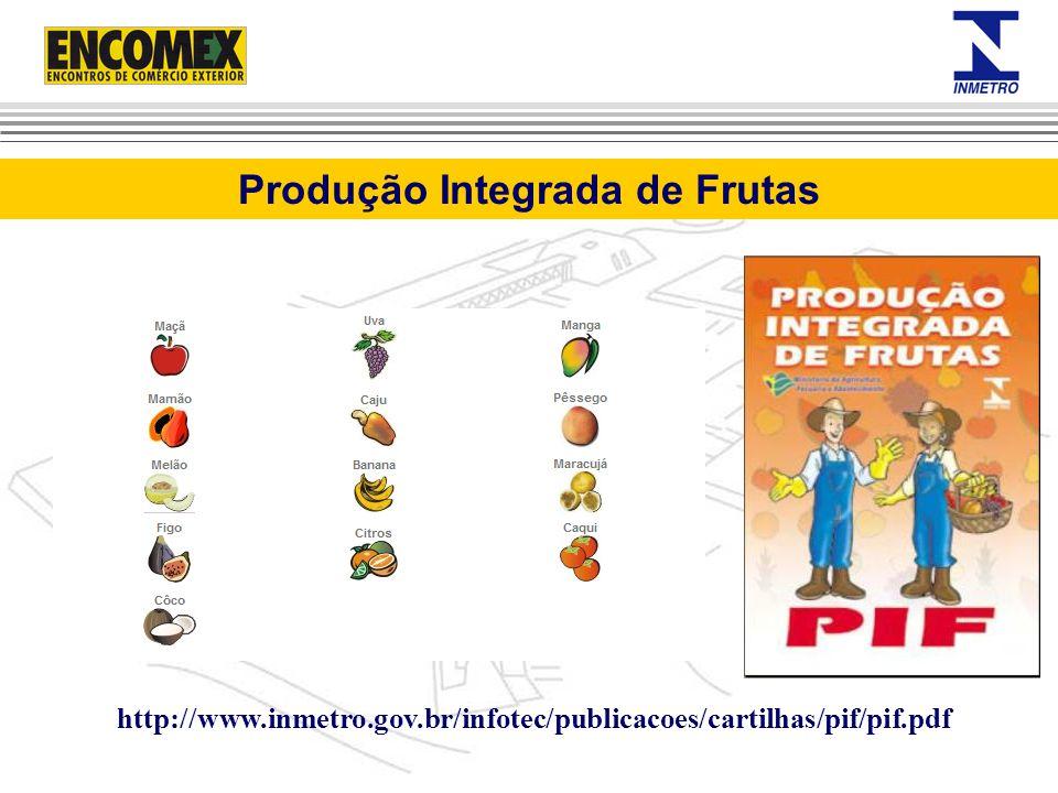 Produção Integrada de Frutas